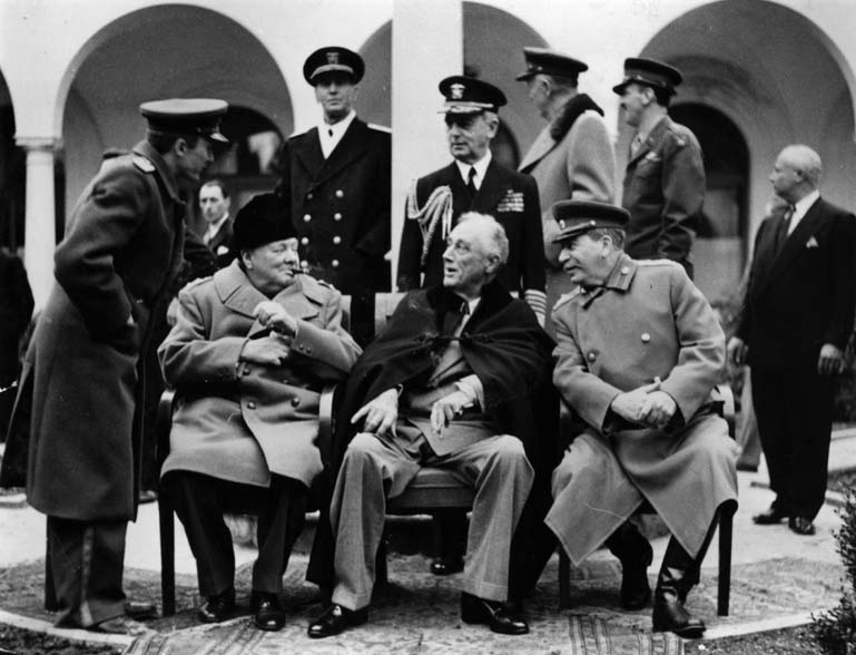 D Day Martial Law Ends In Hawaii Yalta Conference Nvl