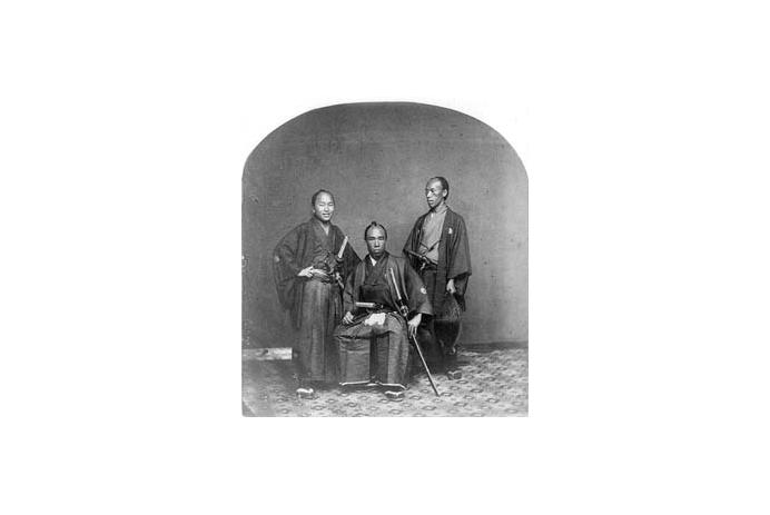 Japanese interpreters at the White House