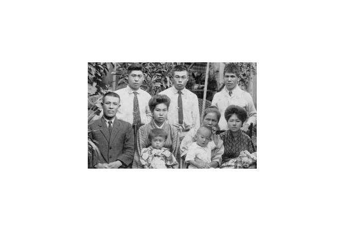 Hirata Family — Honolulu 1918