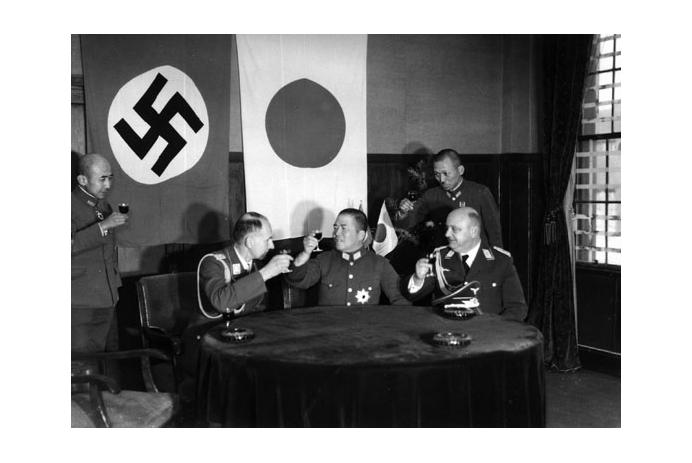 Japan, Germany and Italy sign Tripartite Pact