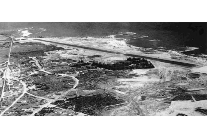 Kahuku Airfield by 1366th