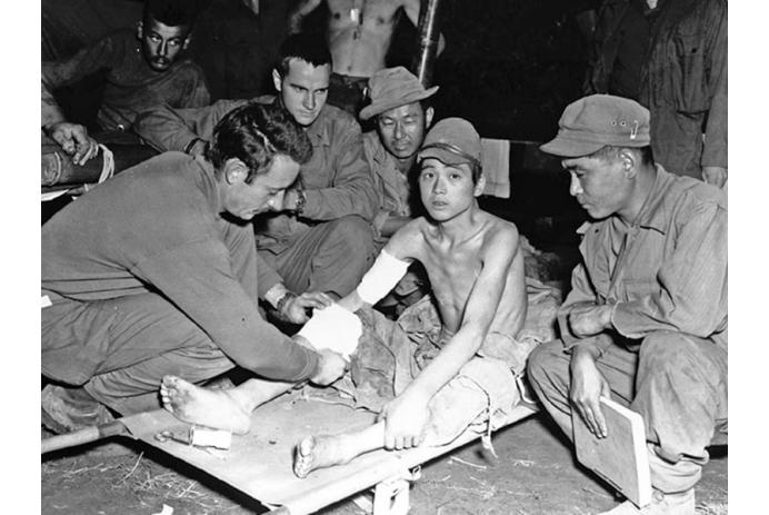 Prisoner aided and interrogated in Burma
