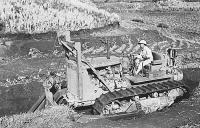 1399th bulldozer in action