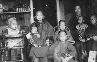Chinese immigrant family — 1893