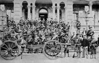 Republic of Hawaii soldiers 1895