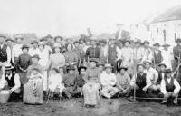 Japanese immigrant families