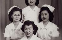 "Nisei women join ""Nurse Corps"""
