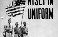Nisei men join the Army