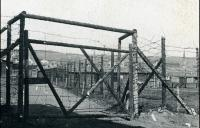Gate of Dachau subcamp